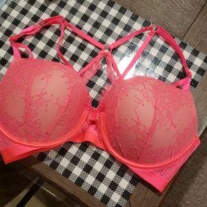 Sexy push up bra